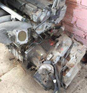 Мотор на з/ч+АКПП