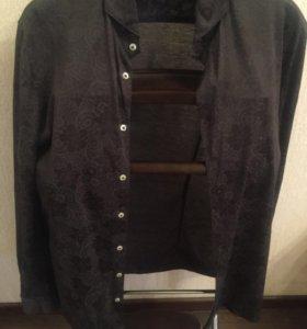 Мужская рубашка Gran Sasso, Италия, р.48-50