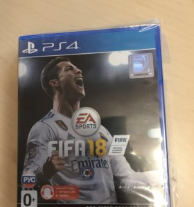 FIFA 2018 для ps4