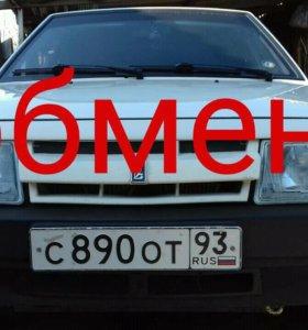 ВАЗ (Lada) 2109, 1992