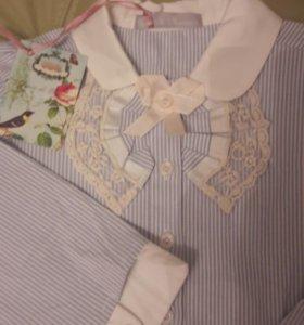 Блузка Gioia di Mamma