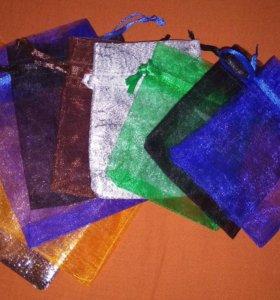 Мешочки для украшений