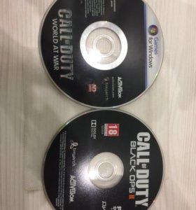 Call of Duty BO 2, WAW