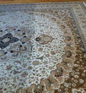 Чистим ковры и ковровые дорожки