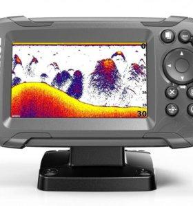 Эхолот LOWRANCE Hook2-4x с GPS