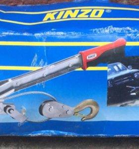 Таль рычажная 1300кг Kinzo