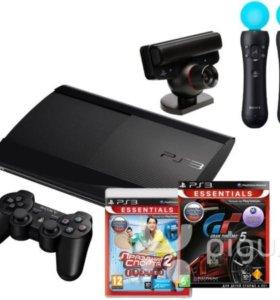 PlayStation 3 Super Slim 500 Gb (PS3)