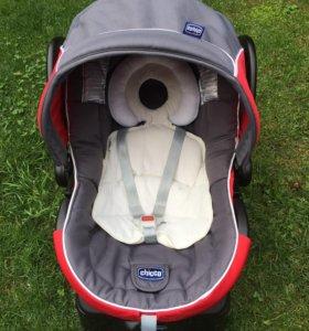 автокресло Chicco- Fix fast baby