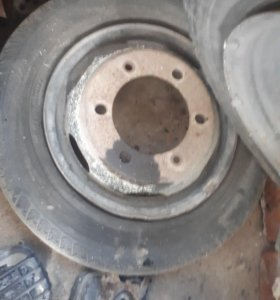 колесный диск от спринтера (спарка) 904 кузов