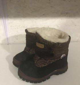 Ботинки - сапожки зимние
