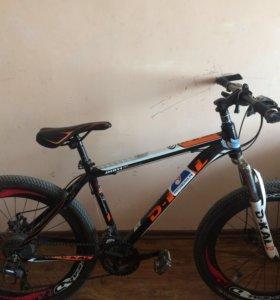 Горный велосипед, в отличном состоянии