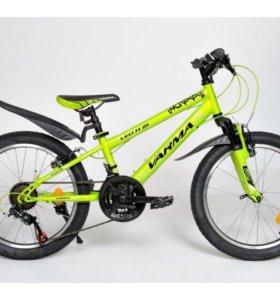"Велосипед warma 20"" 21 ск"
