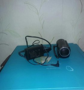 Видеокамера Panasonic HC-V-100