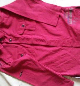 Kenzo новая рубашка рост 108