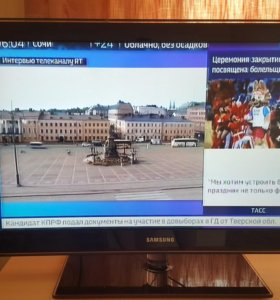 ЖК-телевизор Samsung LE32C550J1W