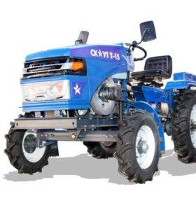 Мини трактор Скаут 15