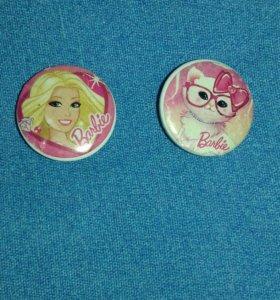 Значки(Barbie)
