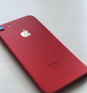 ✨iPhone 7 (red) 128 Гб. ✨
