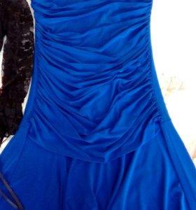 Выпускное платье и болеро