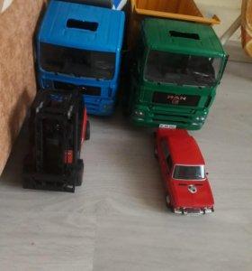 Игрушки детские,машина и рабочая техника