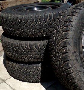 Комплект замних колес ( 4 шт ) Cordiant.