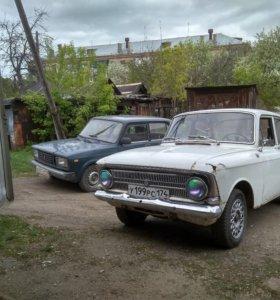 Запчасти на москвич 412