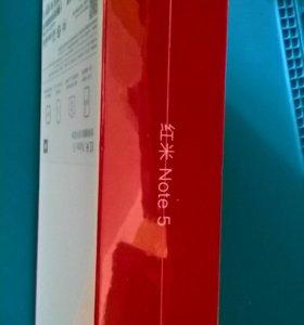 Xiaomi Redmi Note 5 4/64 China Version