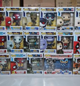 Фигурки Funko Pop - Marvel, Disney, FNAF