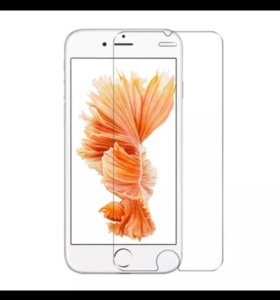 Защитное стекло на айфон 6 (5 шт)