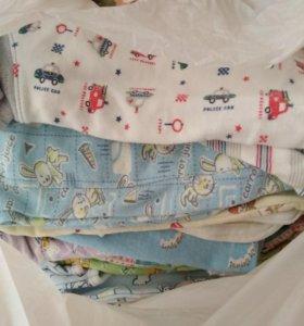 Пакет детской одежды, бу