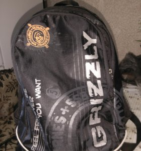 Рюкзак гризли