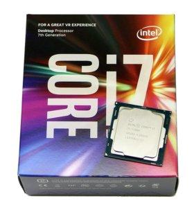 Intel core i7-7700K На Гарантии