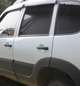 Chevrolet Niva, 2016