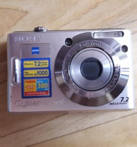 Фотоаппарат SONY DSC-W35