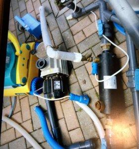 Оборудования для бассейна 18 м3