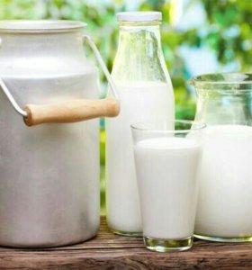 Козье молоко (за литр)
