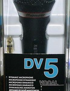 Микрофон караоке Pioneer DM-DV5 новый