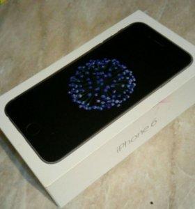 Коробка айфон 6