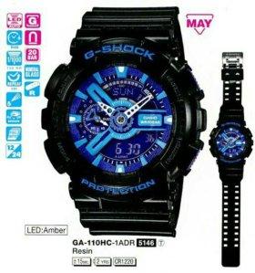 Новые Часы CASIO GA-110HC-1A