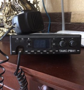 Рация Таис РМ 41 с антенной