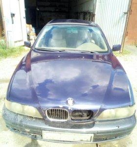 BMW e39 на болты и гайки