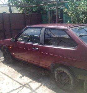 ВАЗ (Lada) 2108, 1996