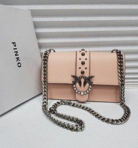 Женская сумка из кожи