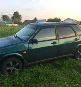 ВАЗ (Lada) 21099, 1995