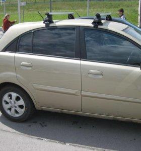 Багажник на крышу для киа рио 2 2005-2011г.в.
