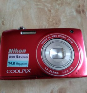 Фотоаппарат Никон колпикс s3100