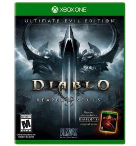 Xbox one diablo