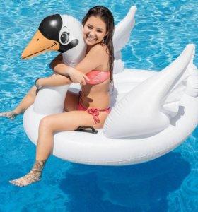 Надувная игрушка Белый лебедь