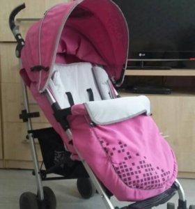 Складная коляска-трость для девочки