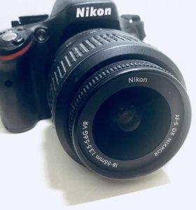 Nikon d5100 в идеальном состоянии